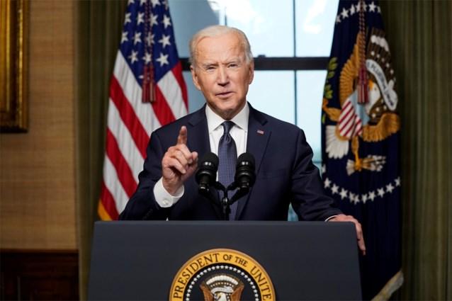 """President Biden bevestigt terugtrekking troepen uit Afghanistan tegen 11 september: """"Tijd om einde te maken aan Amerika's langste oorlog"""""""
