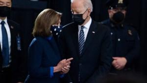 Pelosi nodigt Biden uit voor eerste toespraak in Congres