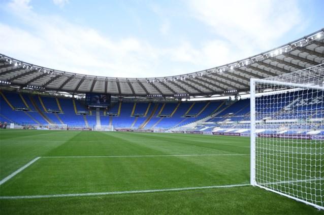 """Komt er wel een EK-openingsmatch in Rome? """"Voorbarig dit zomaar aan te nemen"""""""