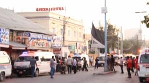 Minstens 16 doden bij aanslag in Somalië