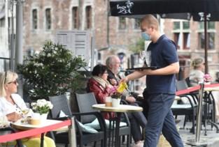 Gent schort dit en volgend jaar voor 1,1 miljoen euro terrasbelasting op