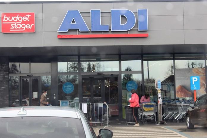 Aldi winkel ontsmet na positieve coronatest van medewerker
