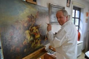 """Iconisch schilderij dat Conscience inspireerde voor 'De Leeuw van Vlaanderen' gerestaureerd: """"Van ongekende historische waarde"""""""