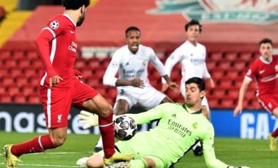 Thibaut Courtois stuwt Real Madrid met enkele wereldsaves naar halve finales Champions League tegen ex-club Chelsea
