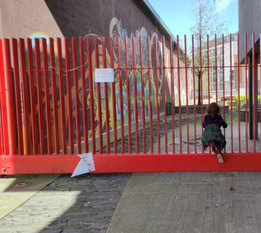 Buurtbewoners verzamelen 93 handtekeningen voor heropening Zennetuin