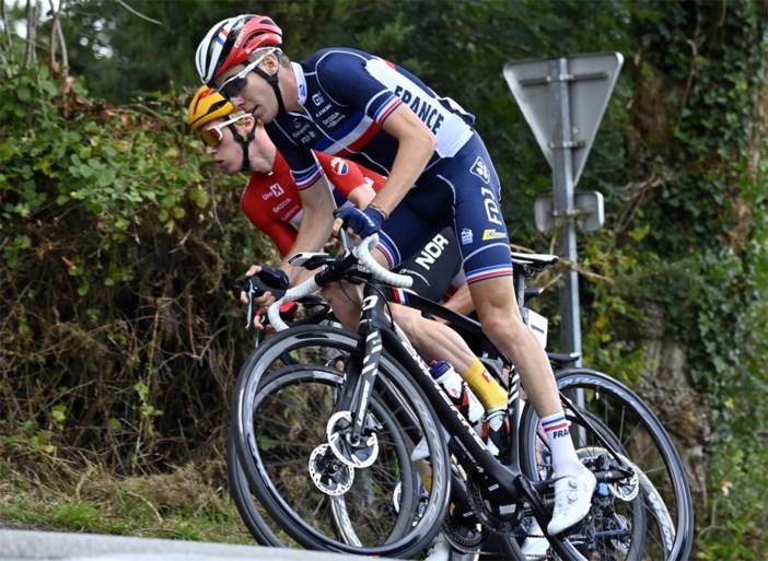 """Frans wielertalent kapt op zijn 21ste met koersen door burn-out: """"Ik begon te huilen op de fiets"""""""