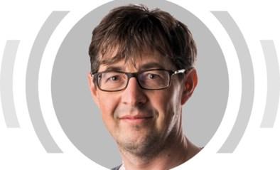 """""""Tom Pidcock is <I>the next big thing. </I>Hij zal het Van Aert nog heel vaak bijzonder moeilijk maken"""""""