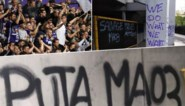 """Jaar stadionverbod voor Anderlechtsupporters die Jan Breydel bekladden met graffiti: """"Ik liet me meeslepen door haat"""""""