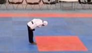 "Hoogzwangere atlete wint gouden medaille taekwondo: ""Inspirerend"""