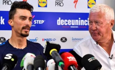 """Lefevere geeft met contractverlenging Alaphilippe nieuw signaal aan potentiële sponsors: """"Wie wil meedoen, moet nú op de trein springen"""""""
