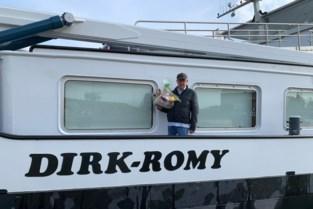 """Afscheid van Dirk-Romy: """"Het schip is nog maar een dag verkocht en we missen het nu al"""""""