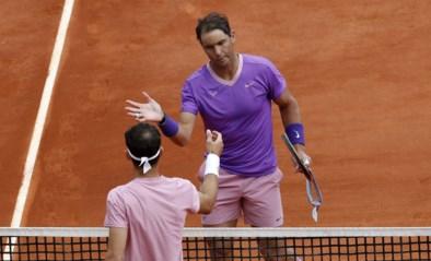 Rafael Nadal laat geen spaander heel van Grigor Dimitrov in Monte Carlo