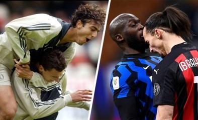 Een schaarincident met Mido, de rel met Lukaku en de leeuwenjacht: hoe Zlatan Ibrahimovic telkens weer uit de bocht vliegt