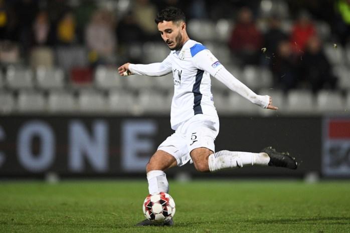 """Brusselaar Anas Hamzaoui blij met terugkeer: """"Afsluiten in schoonheid"""""""