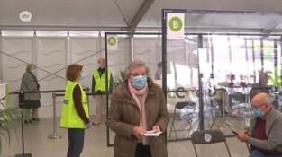 Vaccinatiecentrum op Spoor Oost maakt zich op voor drukste dag