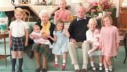 Britse Royals delen niet eerder gepubliceerde foto's met prins Philip op sociale media