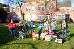 Kindergemeenteraad zamelt speelgoed in voor Kabas