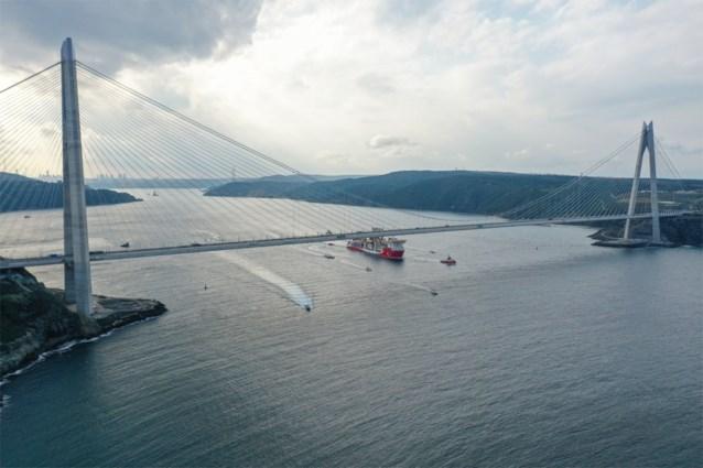 VS zouden dan toch geen marineschepen naar Zwarte Zee sturen
