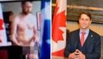 """Canadees parlementslid vergeet dat camera aanstaat tijdens vergadering: """"We weten nu dat hij in fantastische vorm is"""""""