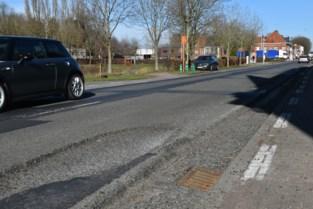 """Werken Tieltsesteenweg lopen vertraging op: """"Pas dinsdag klaar"""""""