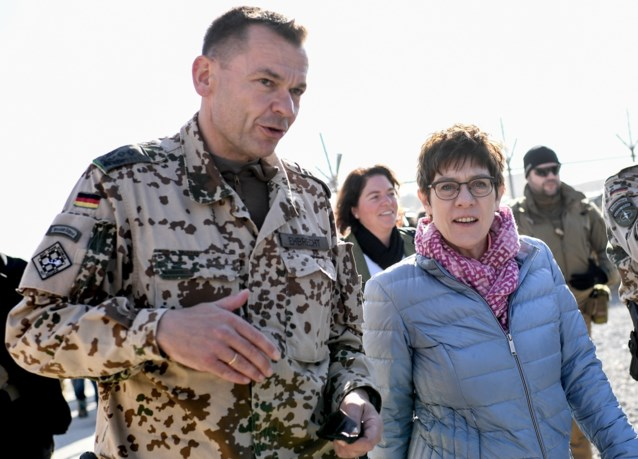 Duitsland kan troepen tegen midden augustus terugtrekken uit Afghanistan