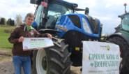 """Jonge boeren voeren actie voor betere toekomst: """"Velen verliezen de moed en de zin om verder te doen"""""""