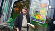 """De """"nachtmerrie van de grote winkelketens"""" is niet meer: 'Bonnenman' overleden op 73-jarige leeftijd"""