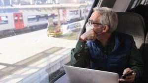Raamregel in treinen verdwijnt (zoals gepland)