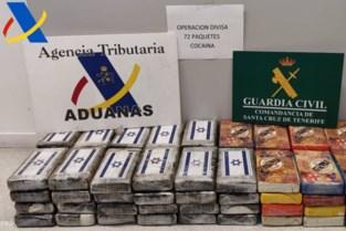 Partij cocaïne ontdekt in rupsbanden van bulldozer op weg naar Antwerpen