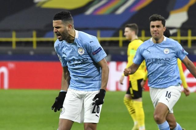 Manchester City zwoegt, maar Kevin De Bruyne staat in halve finales Champions League na nieuwe zege tegen Dortmund