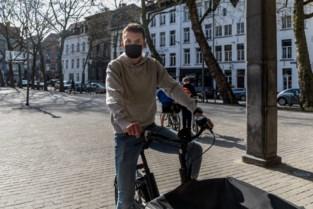 """Fietsers over kabelbaan boven Schelde: """"Waarom geen referendum?"""""""