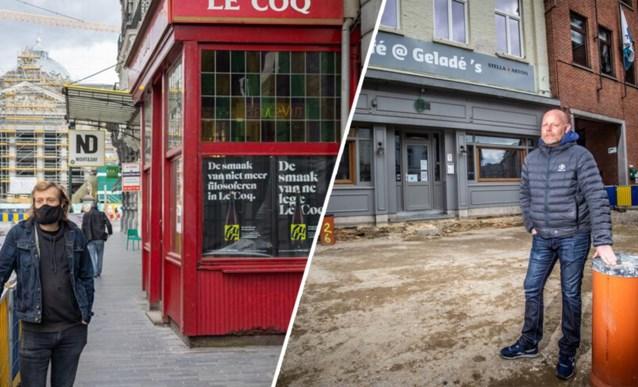 """Wat als je een café hebt, maar geen terras? """"Ik zal zelf wel ergens iets gaan drinken"""""""