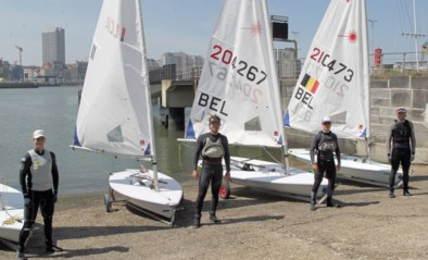 Wannes Van Laer en William De Smet zeilen in Portugal voor een olympisch ticket