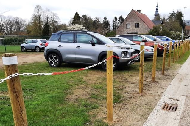 Parking Eikenboomlaan enkel op marktdag geopend