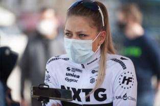 """Shari Bossuyt mist internationale meeting in Gent: """"Focus verleggen naar BK tijdrijden en BK op de weg"""""""