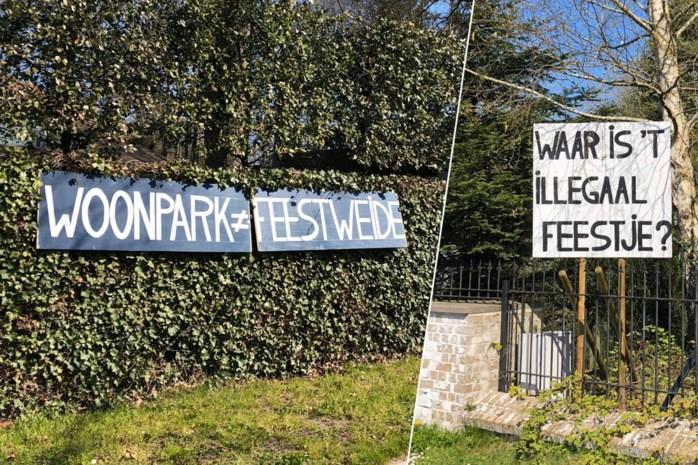 """Buurtbewoners voeren actie tegen nieuwe vergunning voor bekende feestzaal: """"We willen het nochtans geluidsdicht maken"""""""