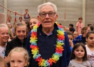 Hij was meer dan negentig jaar lid van zijn turnkring, nu is 'oudste turnleraar ter wereld' Willy (98) overleden