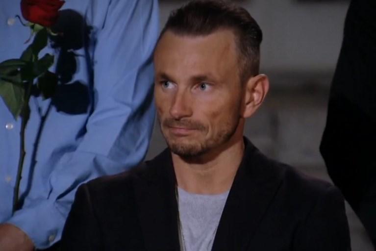 Beruchte kandidaat Vincent verlaat 'De bachelorette'