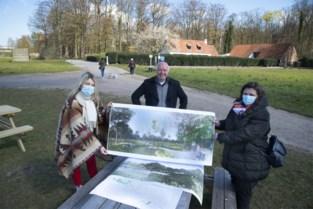 """Brugge investeert 700.000 euro in nieuw park Steevens: """"Plaats om te genieten én veilig te fietsen"""""""
