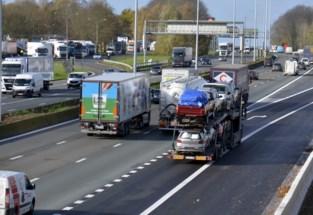 E40 richting Oostende twee avonden en nachten volledig afgesloten
