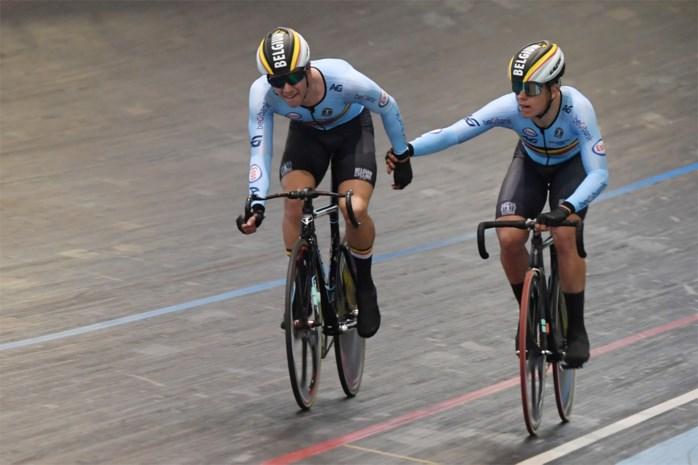 Noah Vandenbranden en Gianluca Pollefliet redden de Belgische eer
