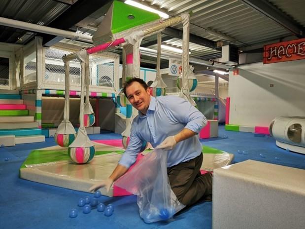 Indoor attractie Splashland zoekt locatie in Tienen