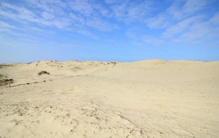 'Sahara' in Westhoekreservaat in ere hersteld