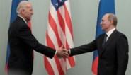 """Biden na strenge sancties: """"VS willen geen escalatie van spanningen met Rusland"""""""