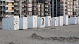 Politie onderzoekt inbraken en vandalisme aan 26 strandcabines