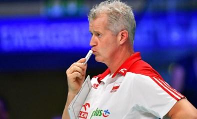 Italiaanse volleybalclub Perugia ontslaat Vital Heynen