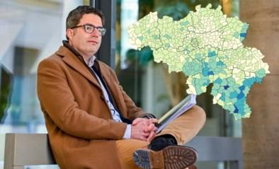 """""""Twee provincies staan in brand"""": grote verschillen in coronacijfers en vaccinatiebereidheid in ons land"""