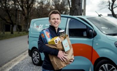 """Hopr, de supermarkt-aan-huis die de strijd wil aangaan met Colruyt en Delhaize: """"Gemak is het nieuwe goedkoop"""""""