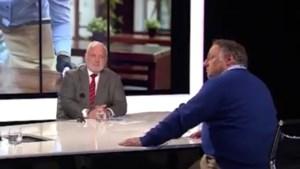 """Van Ranst en Dedecker in de clinch over terrassen: """"U zou mensen buiten moeten jagen"""" vs. """"U zou een voorbeeld moeten zijn"""""""