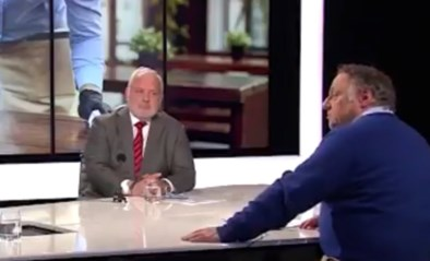 """Marc Van Ranst en Jean-Marie Dedecker in de clinch: """"U zou mensen buiten moeten jagen"""""""